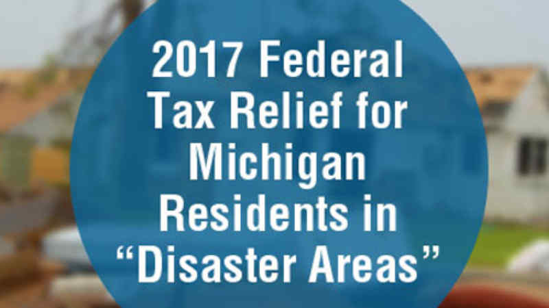 Federal Tax Relief in Michigan