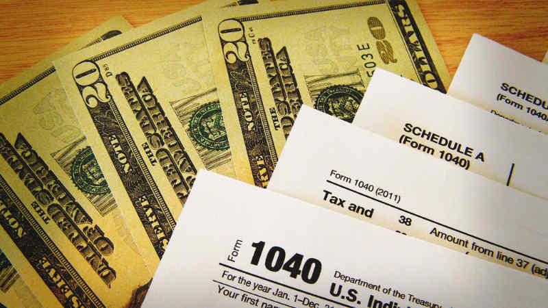 What Year Was The First Federal Tax Return Filed