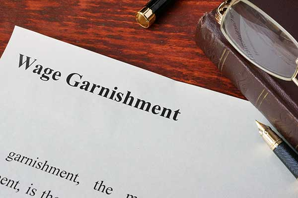 End Wage Garnishment